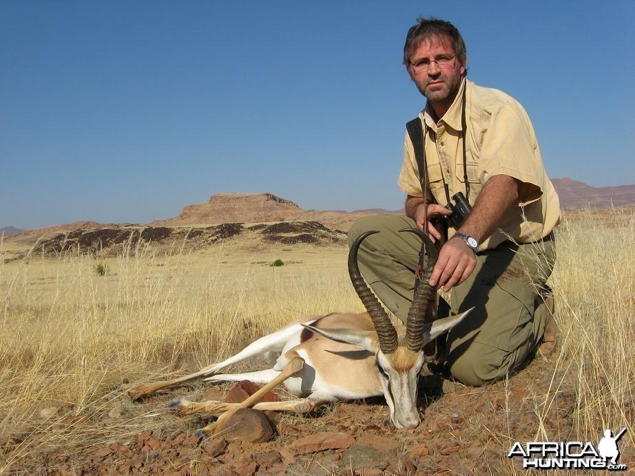 Springbok - Bushwack Safaris