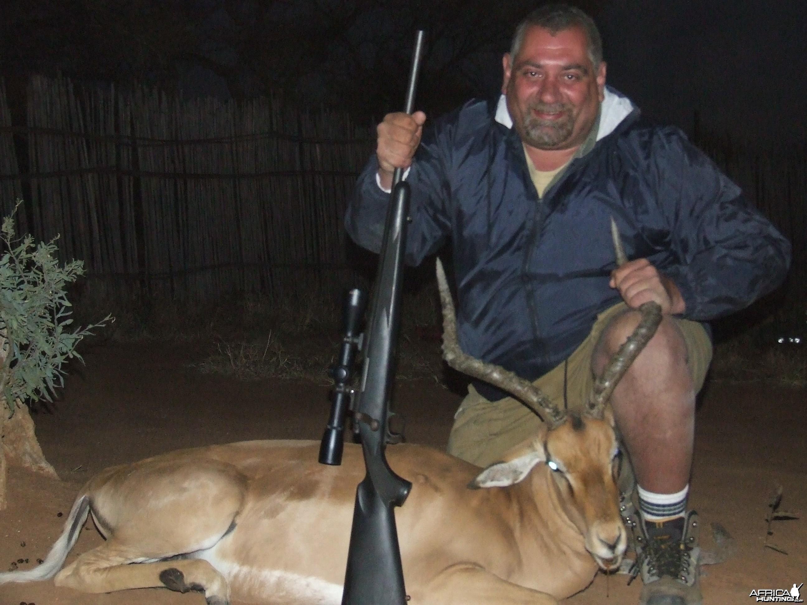 Impala - Bushwack Safaris