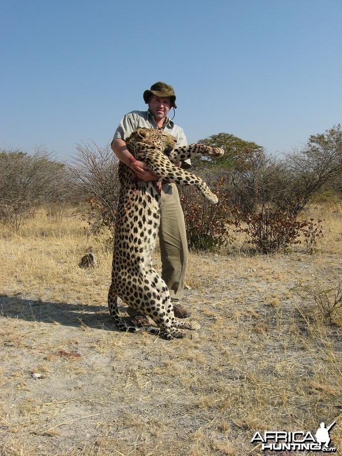 Leopard - Bushwack Safaris
