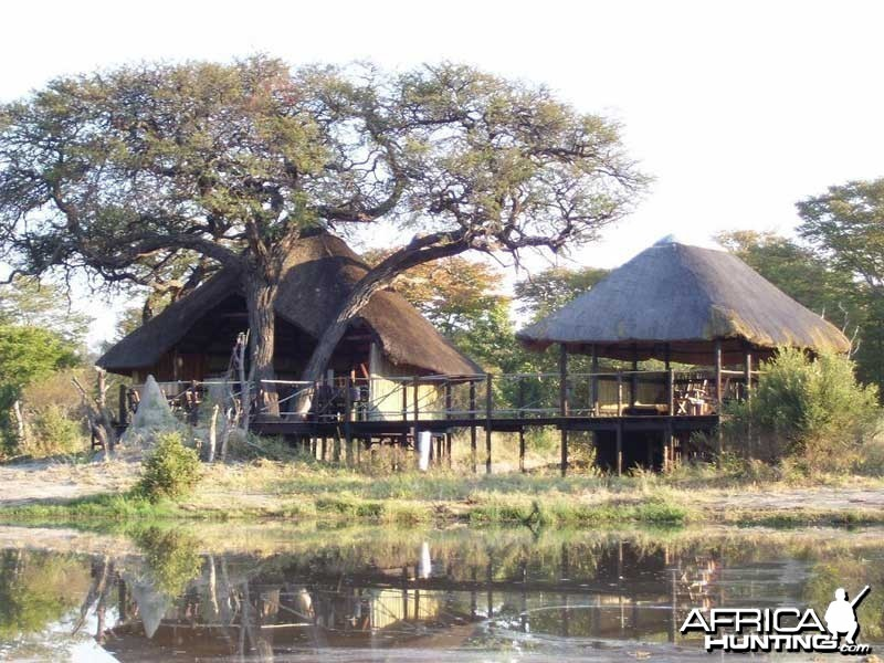 Johan Calitz Safaris Botswana - Kukama Camp