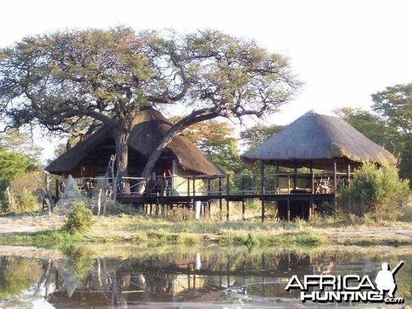 Johan Calitz Safaris Botswana - Kukama Camp