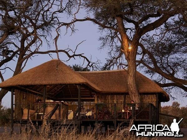 Johan Calitz Safaris Botswana - Mababe Camp