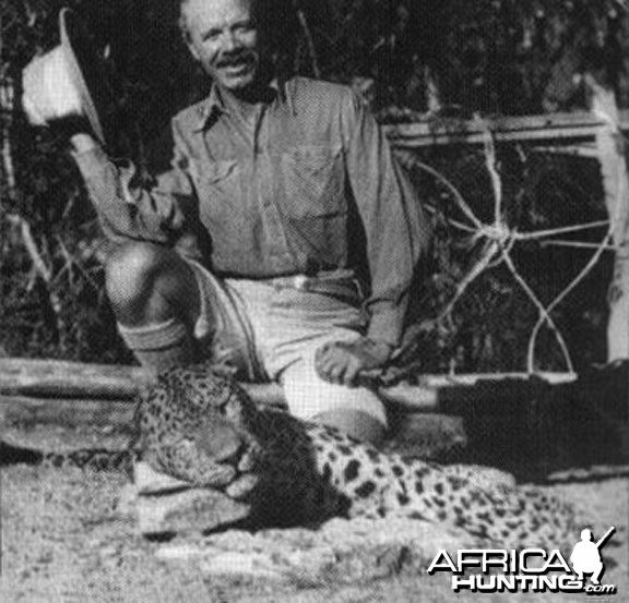 Jim Corbett Man-eating Leopard 1925
