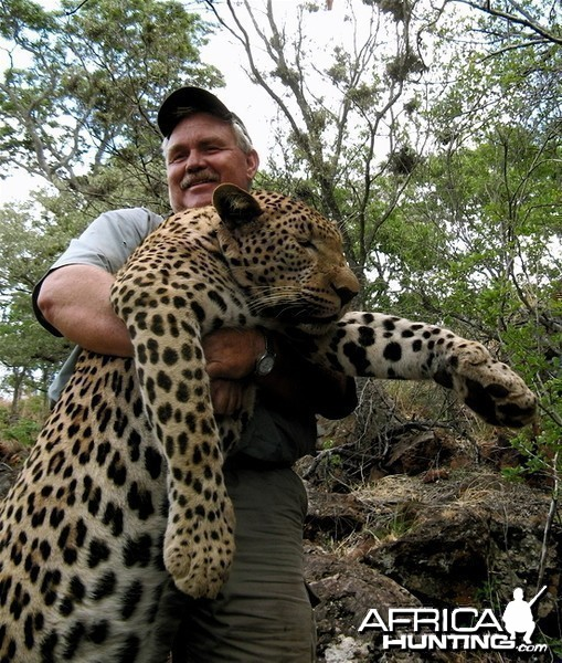 Leopard Hunting in Zimbabwe