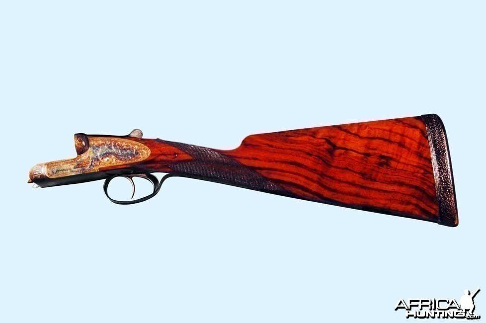 Churchill .12 gauge SxS Shotgun