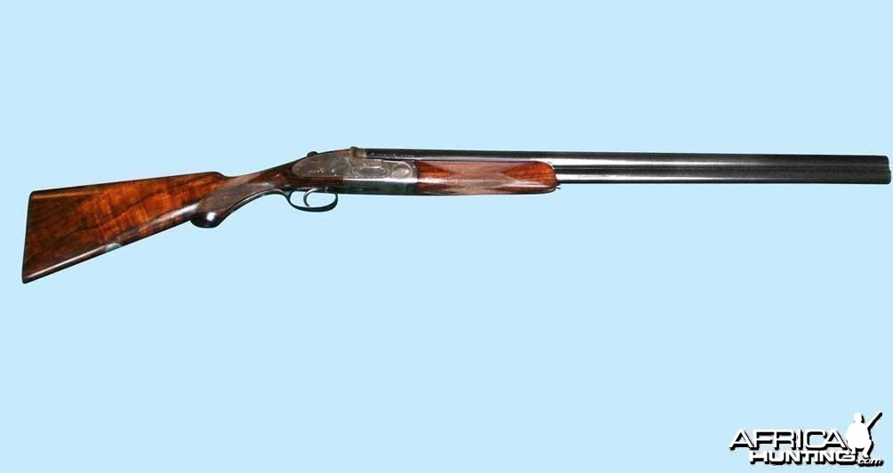 12 Gauge J.Woodward O/U Shotgun