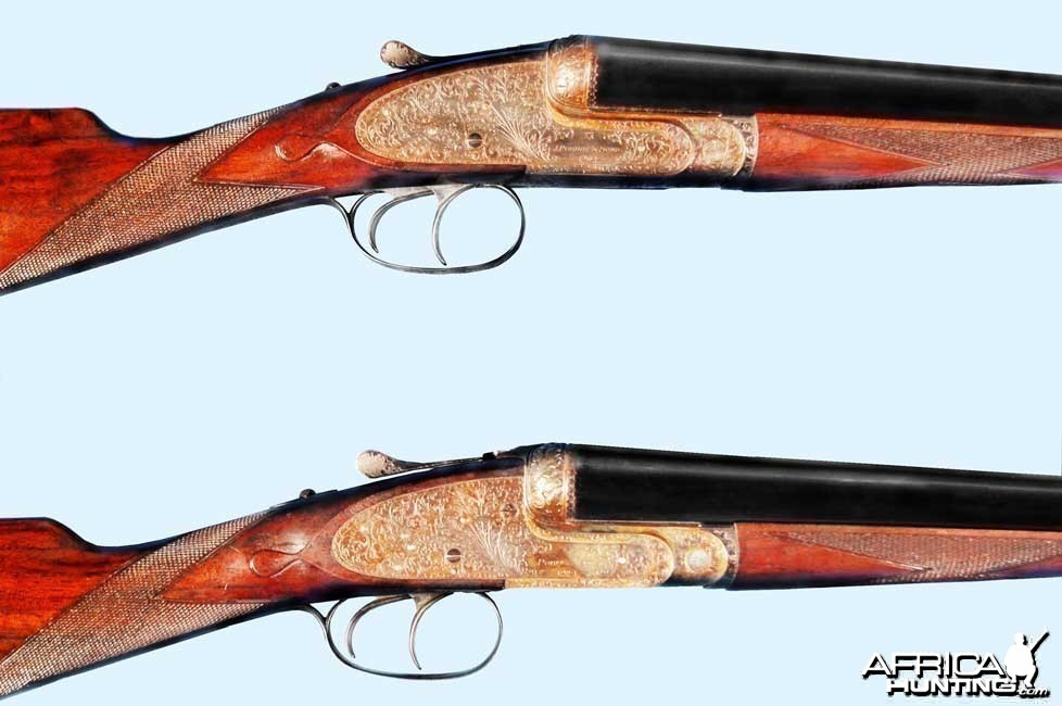12 Gauge James Purdey & Sons Pair