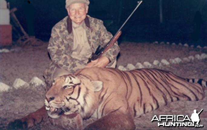 Changa Nala Man-eater Tiger