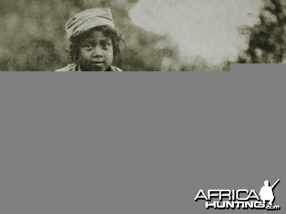 Man-eater Champawat Tiger