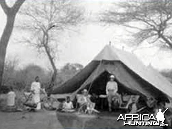 John Henry Patterson Tent