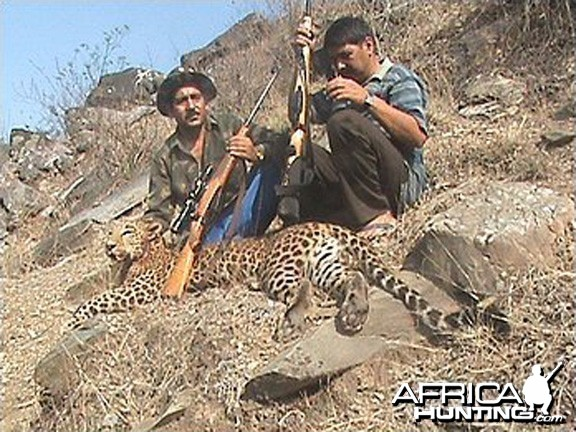 Leopard Maneater of Uttrakand India