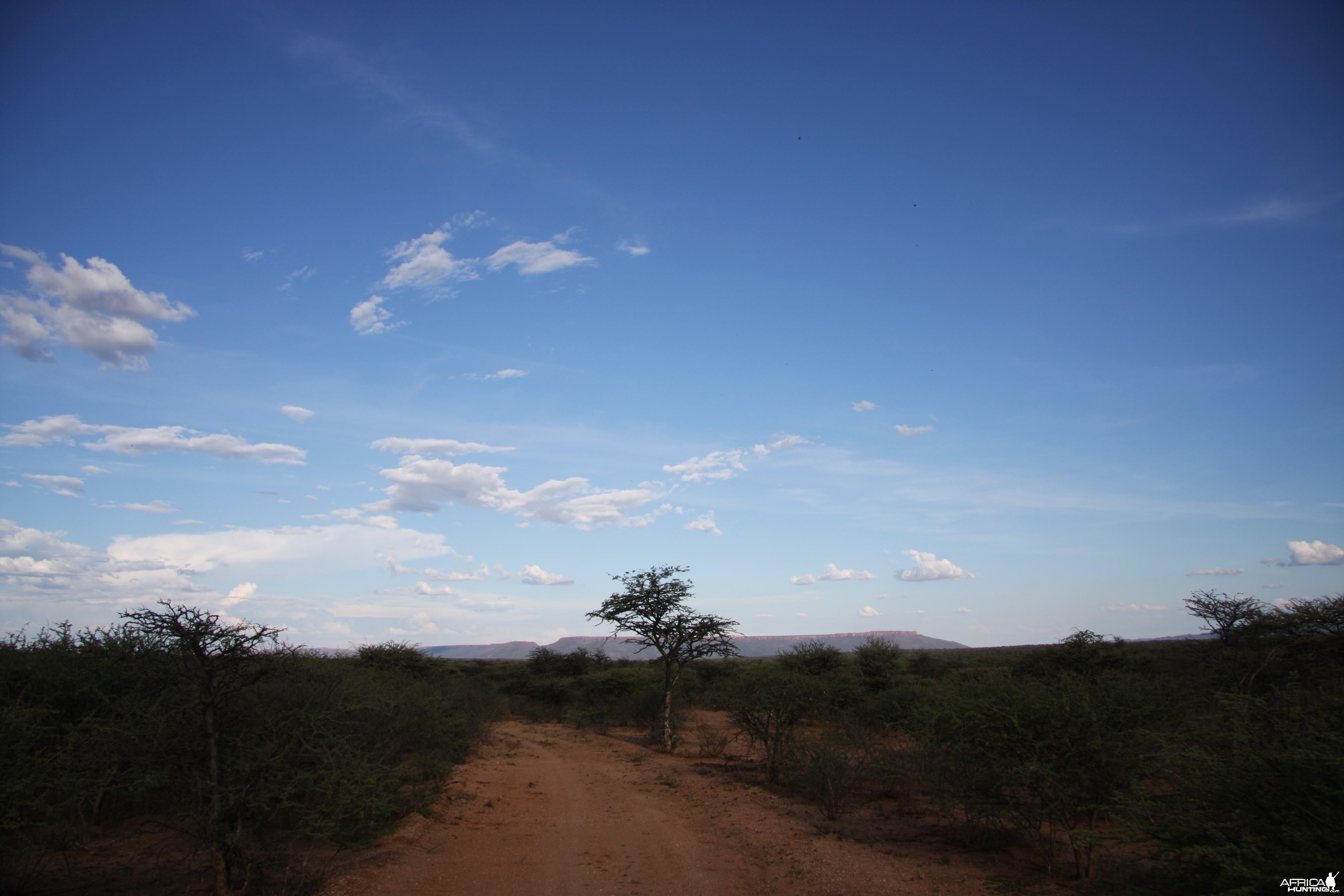 Ozondjahe & Waterberg Plateau, Namibia
