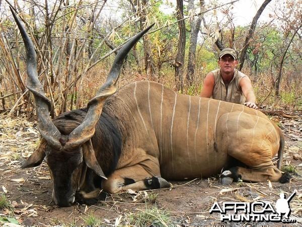Lord derby eland from CAR