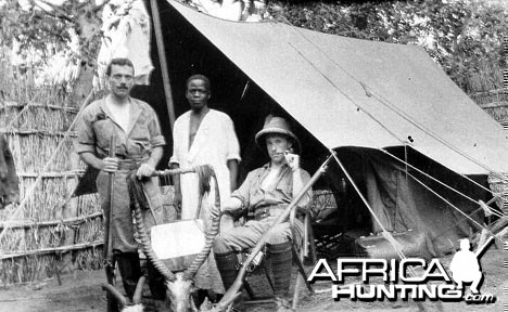 1930 Hunting Africa