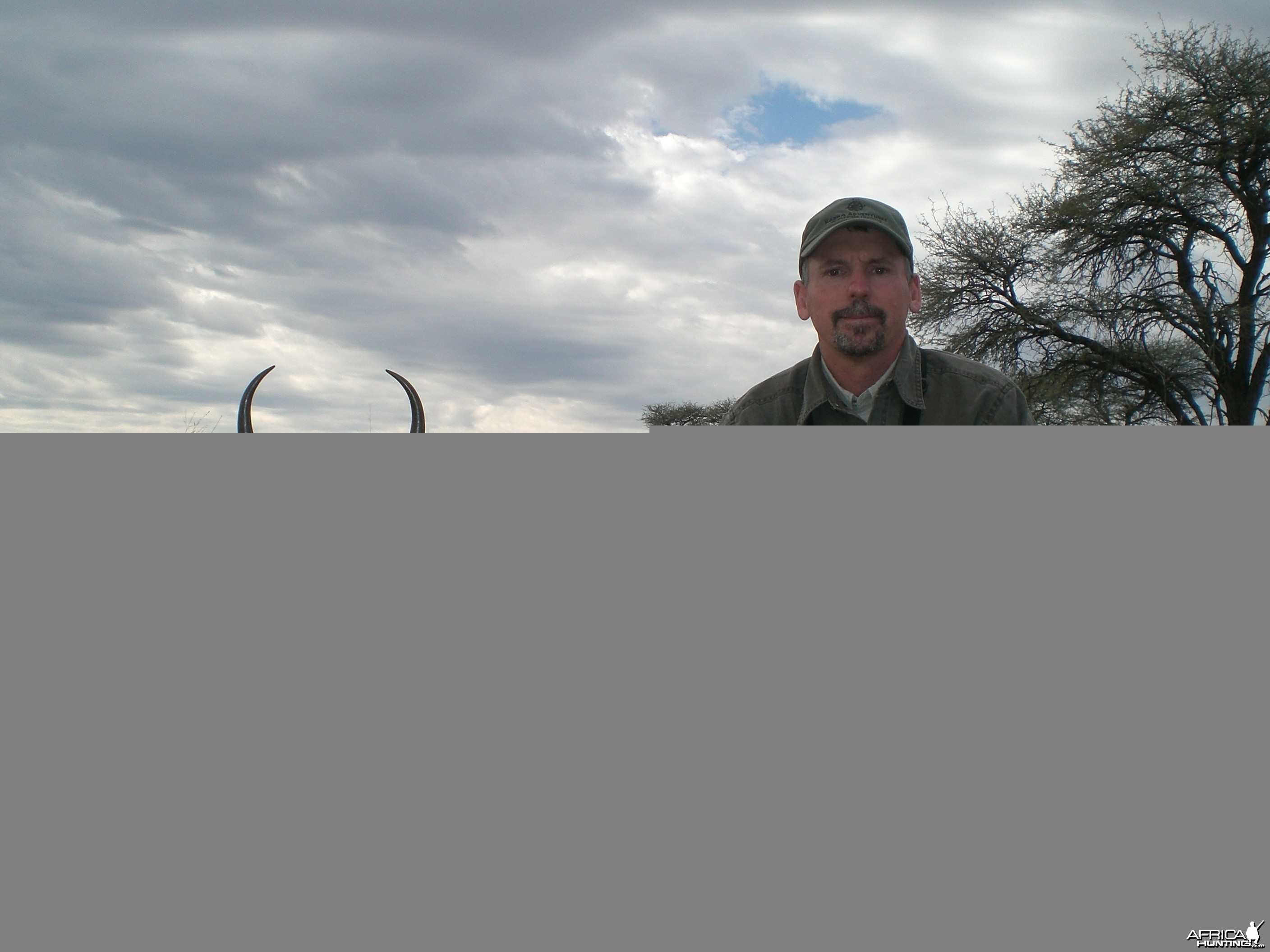 Springbok hunt in Northwest Province SA
