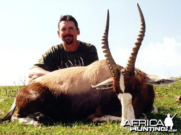 Bontebok Hunt East Cape SA