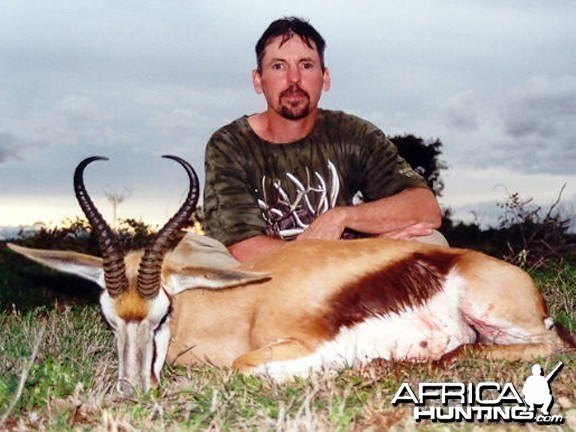 Springbok Hunt East Cape SA