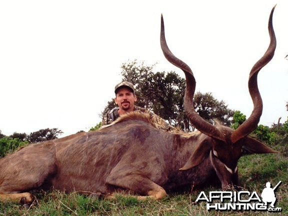 Kudu Hunt East Cape SA