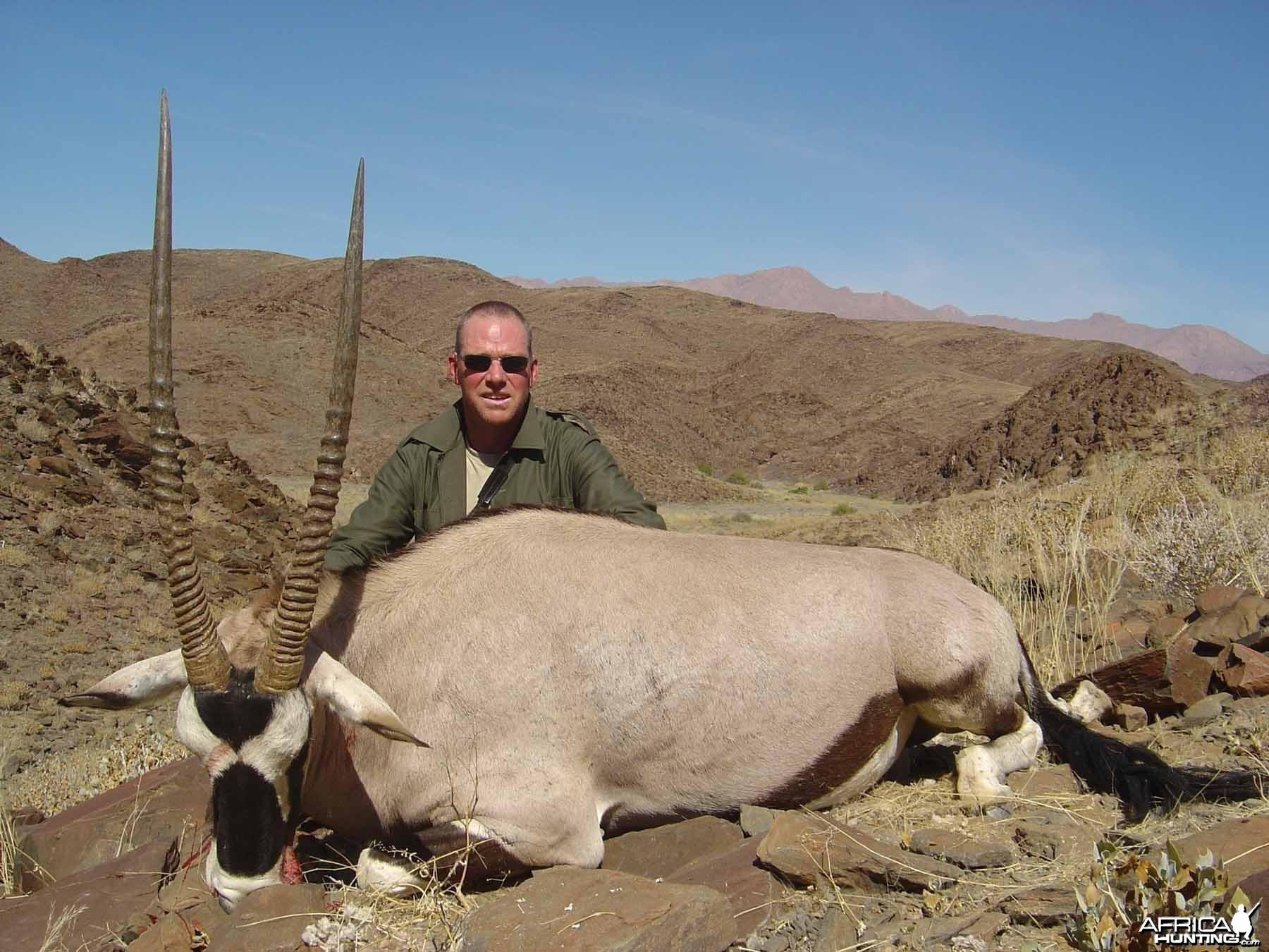 Oryx Sorris Sorris conservancy