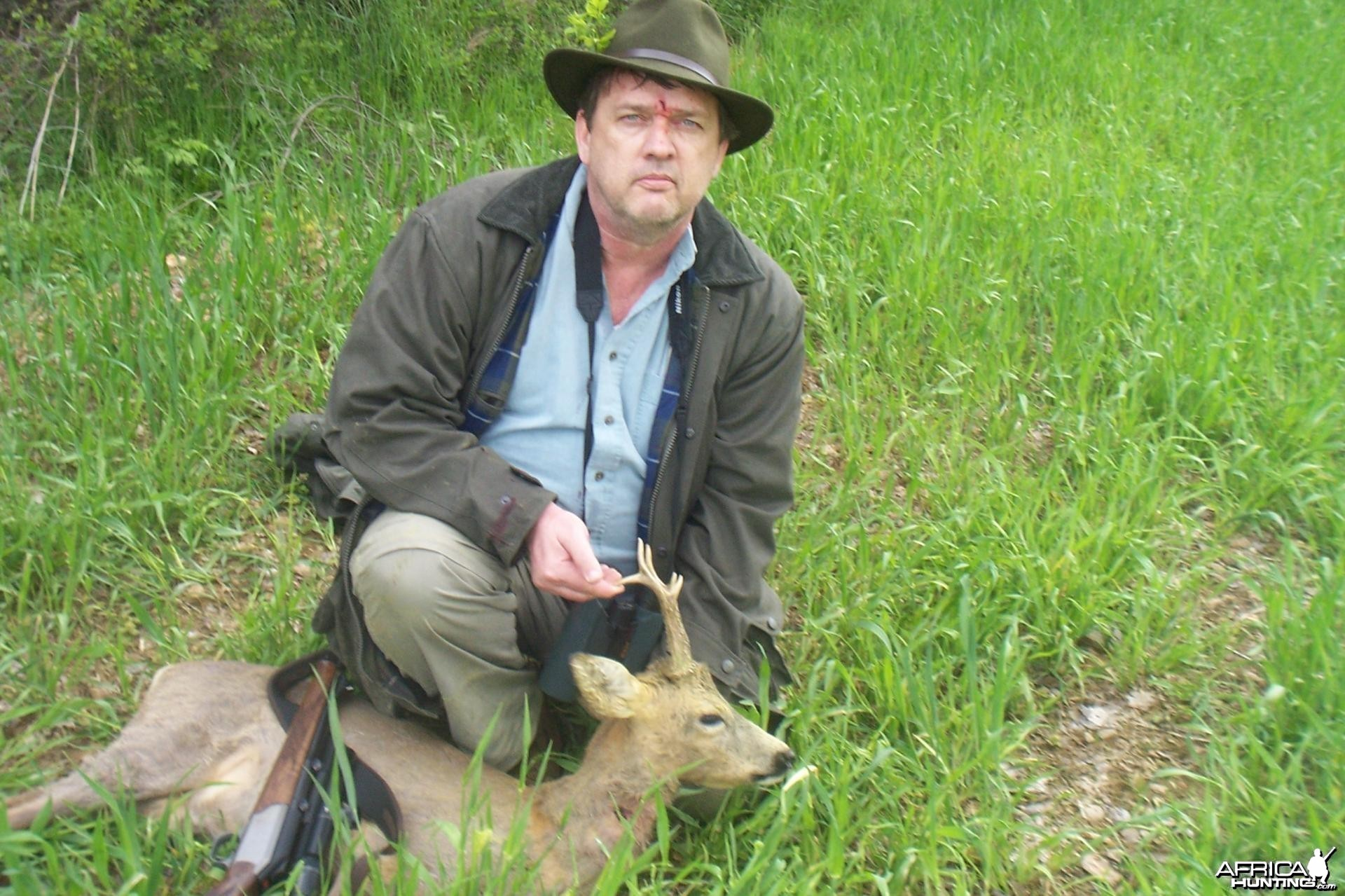 Hunting RehBock in Czech Republic