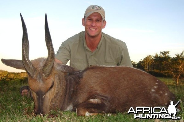 Hunting Bushbuck South Africa