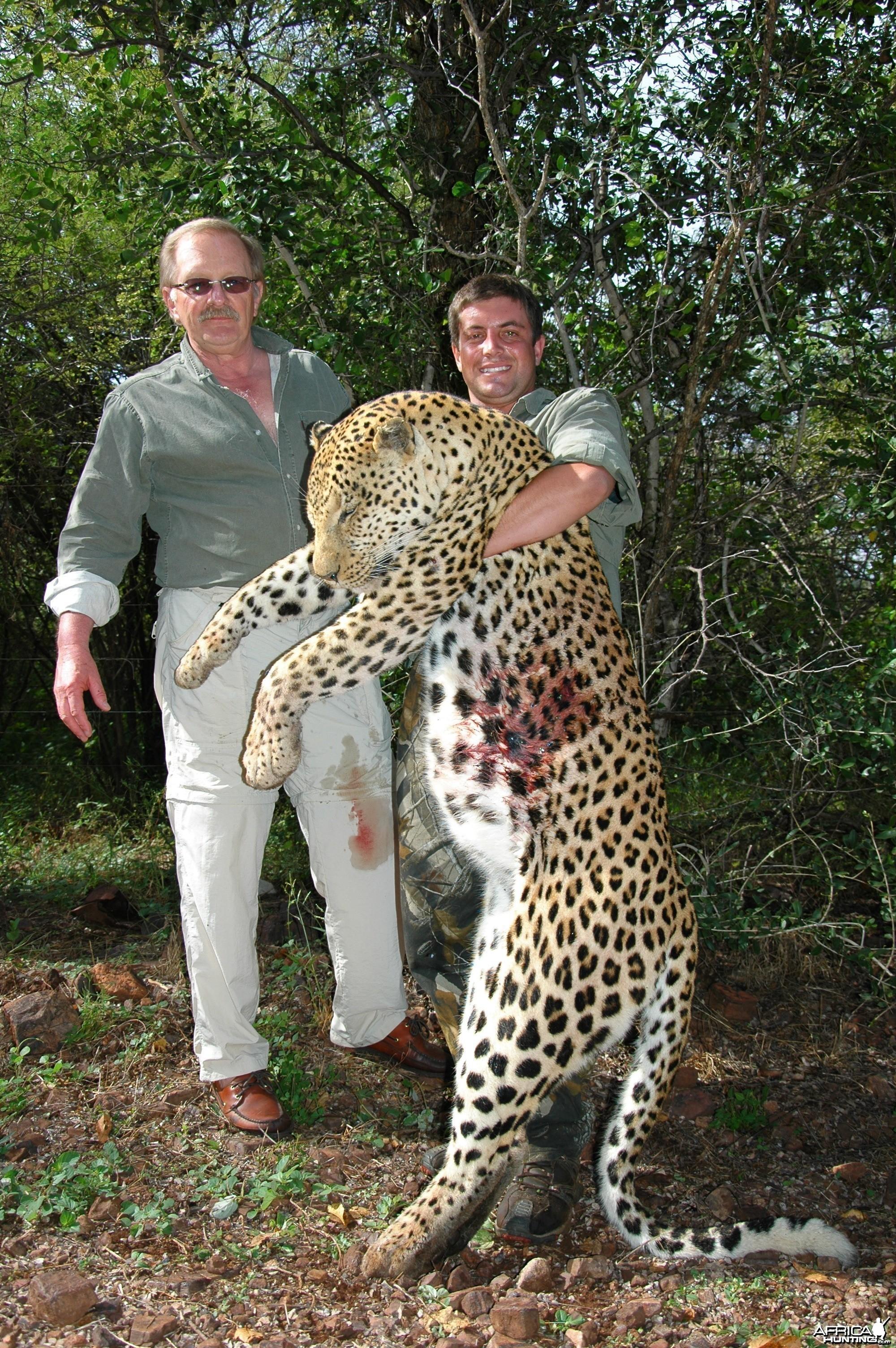 Big Leopard!