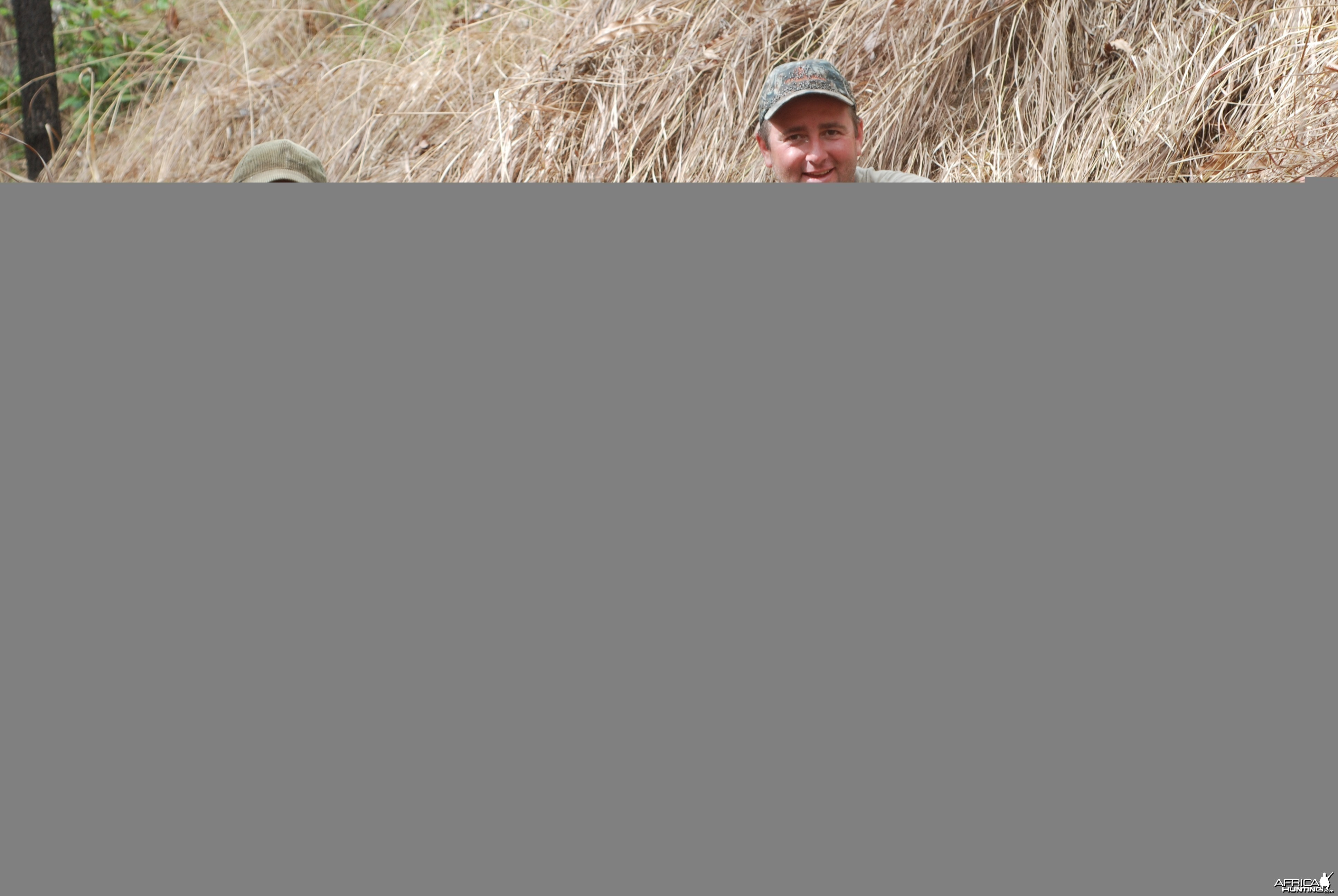 Hunting Central African Buffalo