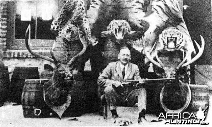 Sambar Hunt