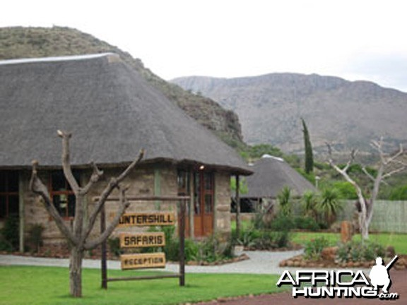 Huntershill Safaris Hunting Lodge South Africa