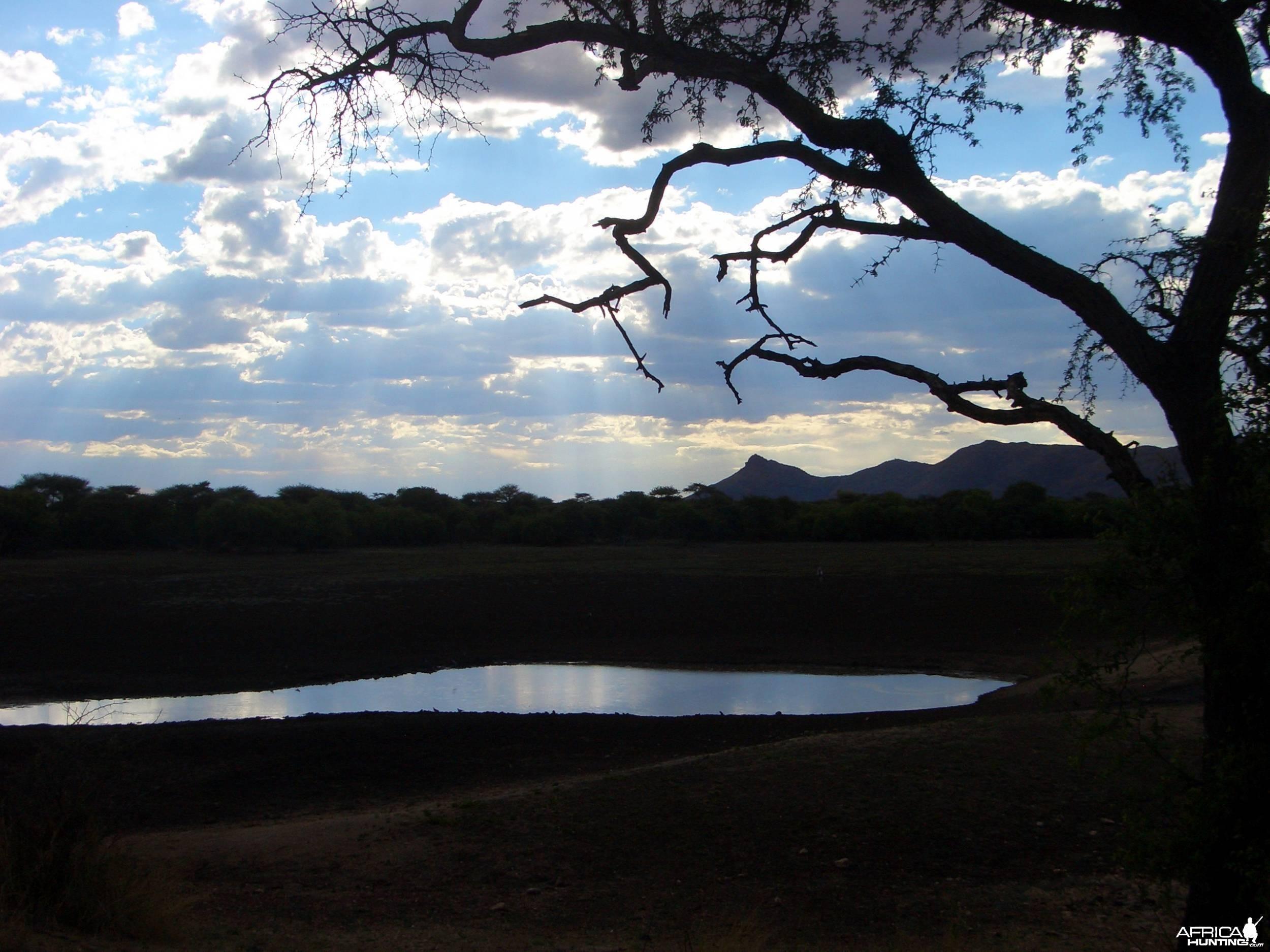 Namibia Kudu Dam