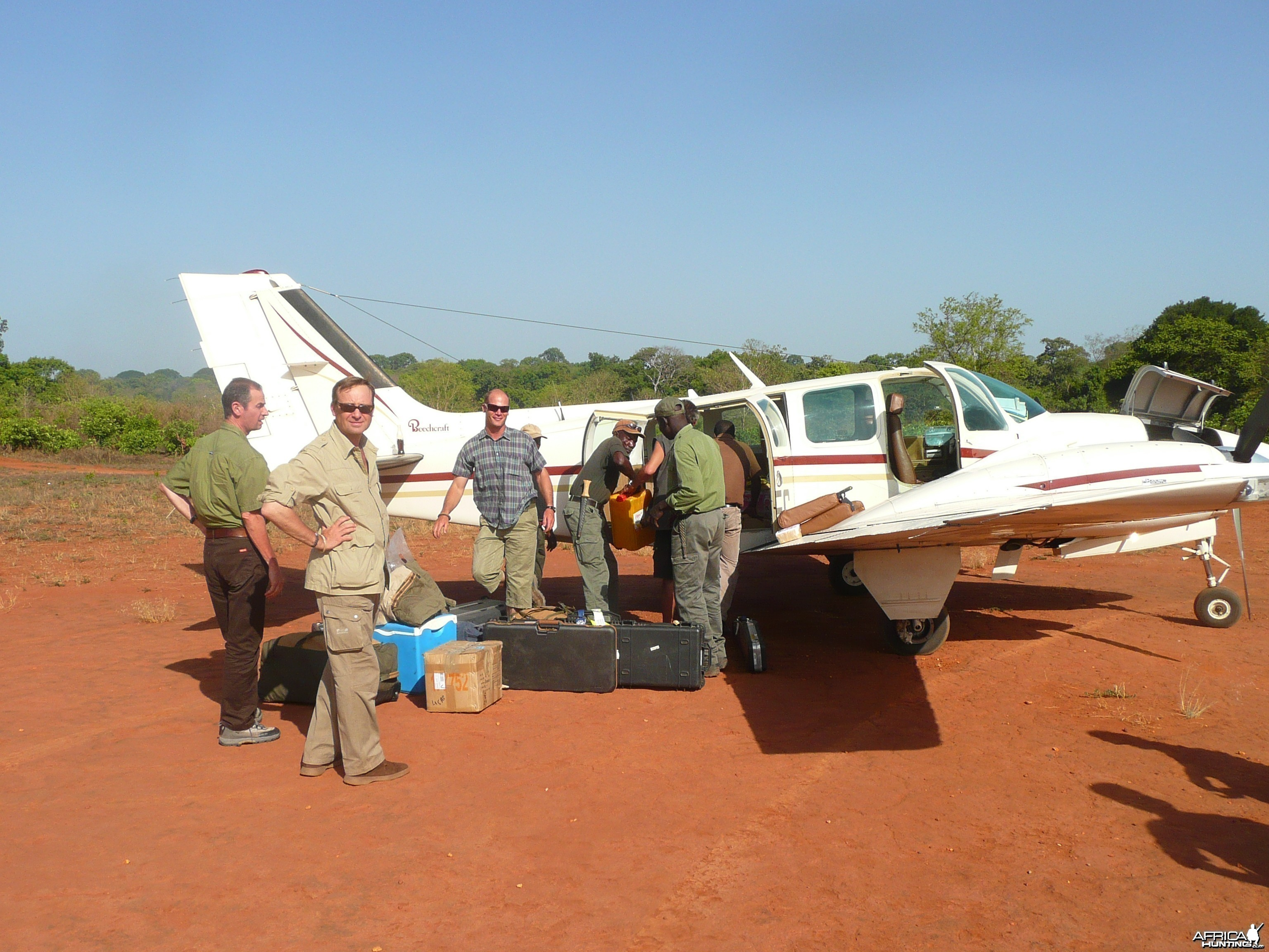 Charter Central African Republic