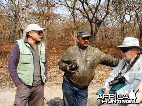Giant Sable Angola