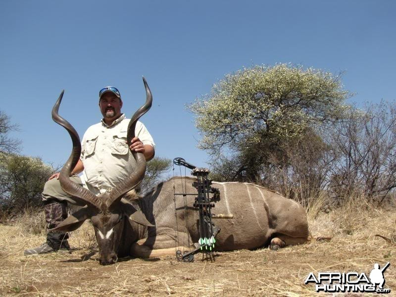 Kudu South Africa 54 inches