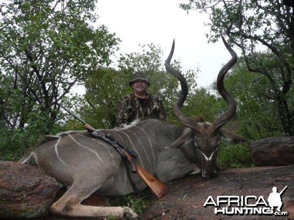 Hunting Safari in Limpopo, South Africa - Kudu