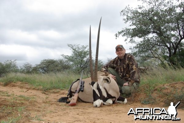 Hunting Safari in Limpopo, South Africa - Gemsbok