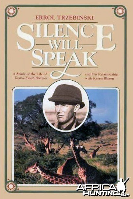 Silence Will Speak (1977) by Errol Trzebinski