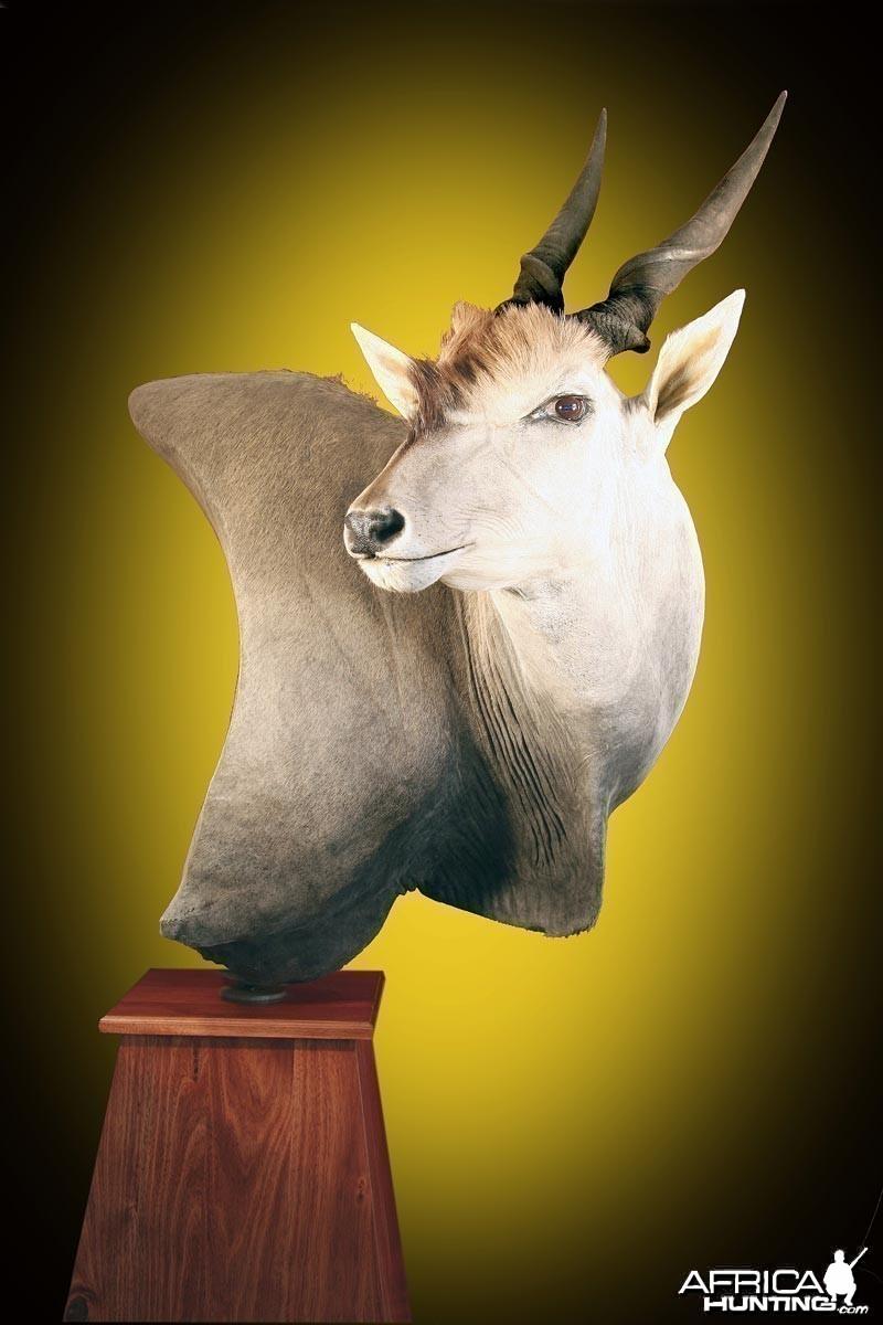 Eland pedestal mount