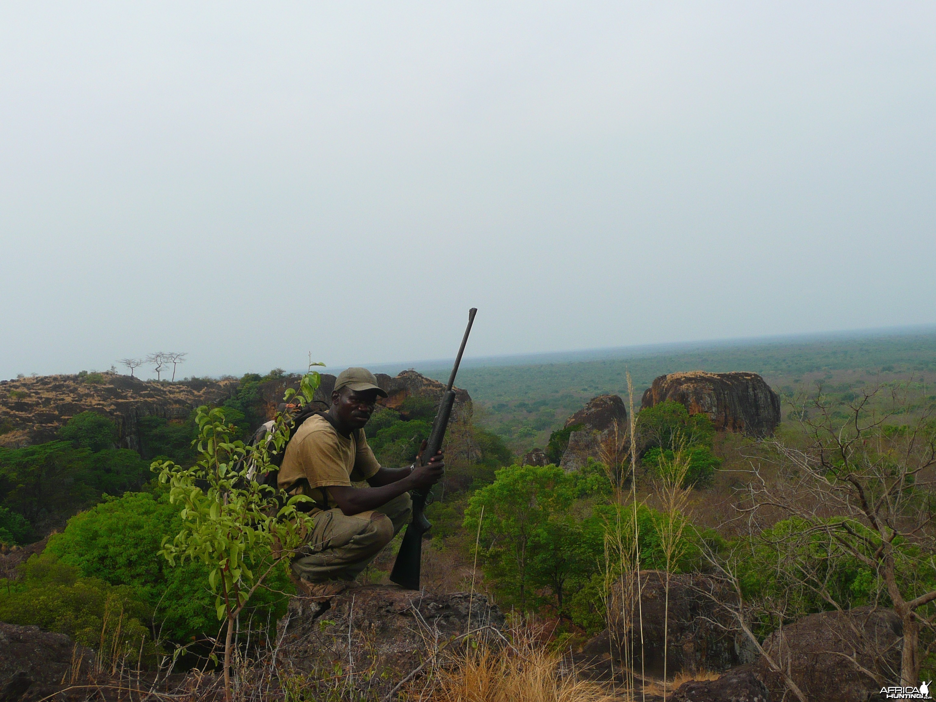 Hunting Central African Republic