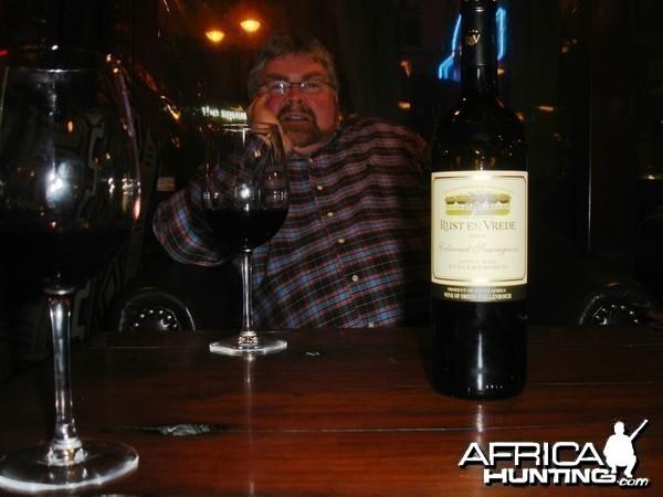 Wine Hunting Johannesburg