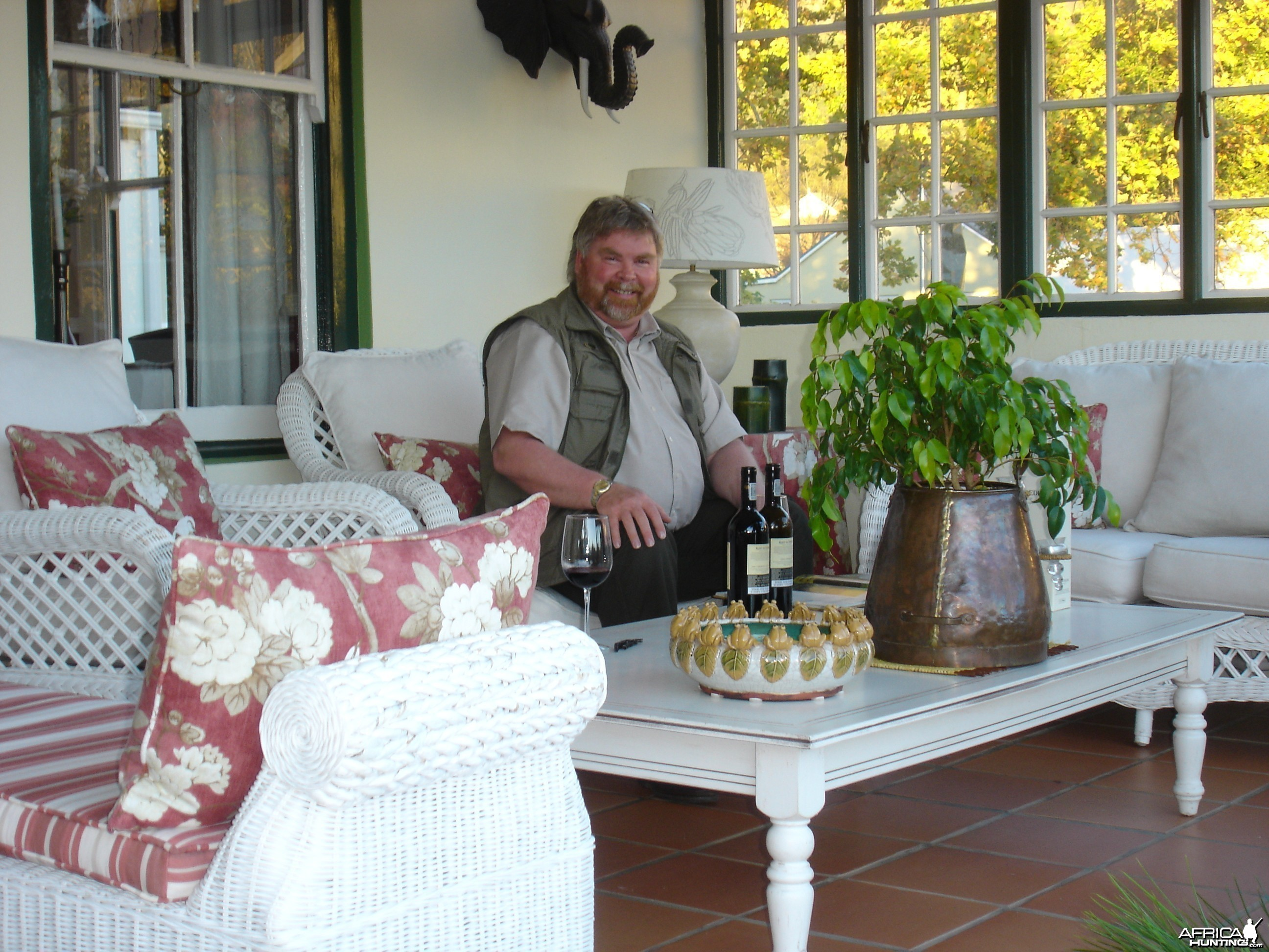 More Wine Hunting in Franschhoek