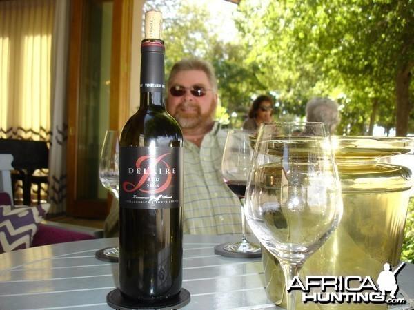 Wine Hunting in Stellenbosch