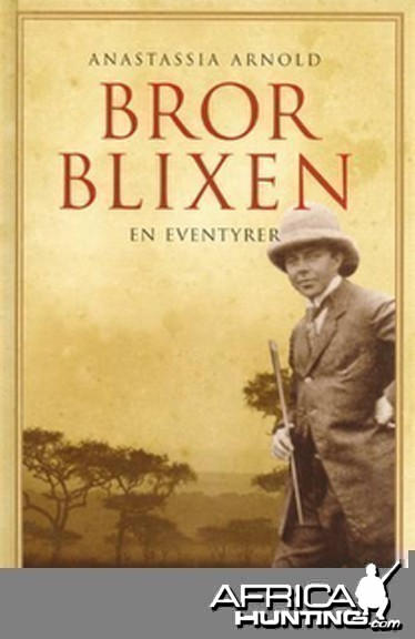 "Biography of ""Bror Blixen, an adventurer"""