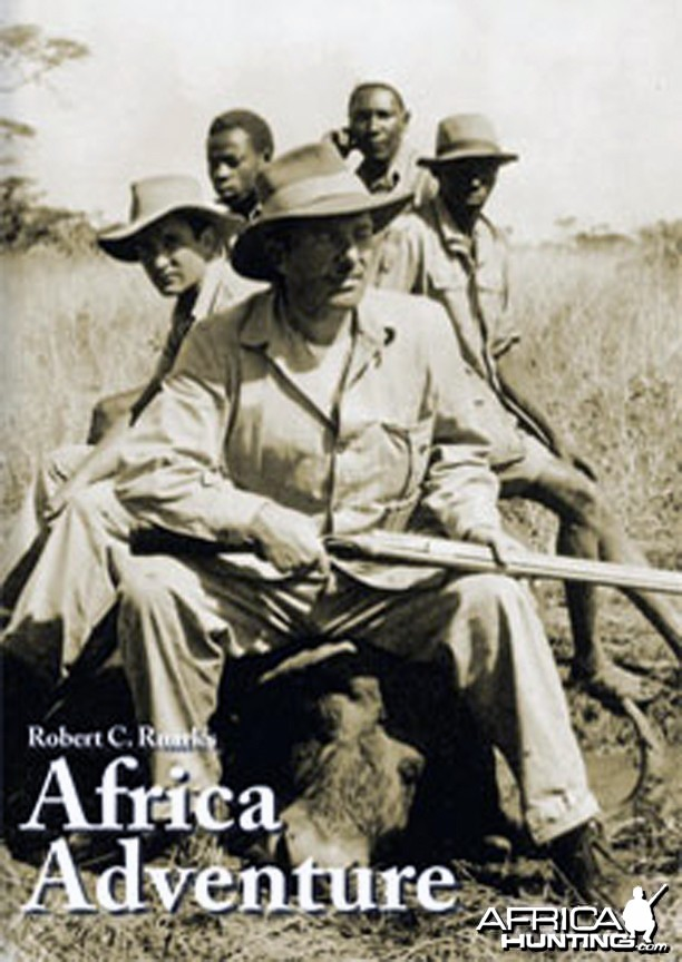 Robert Ruark's Movie Africa Adventures