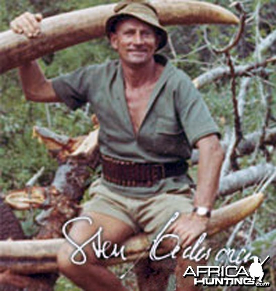 Sten Cedergren, Professional Hunter