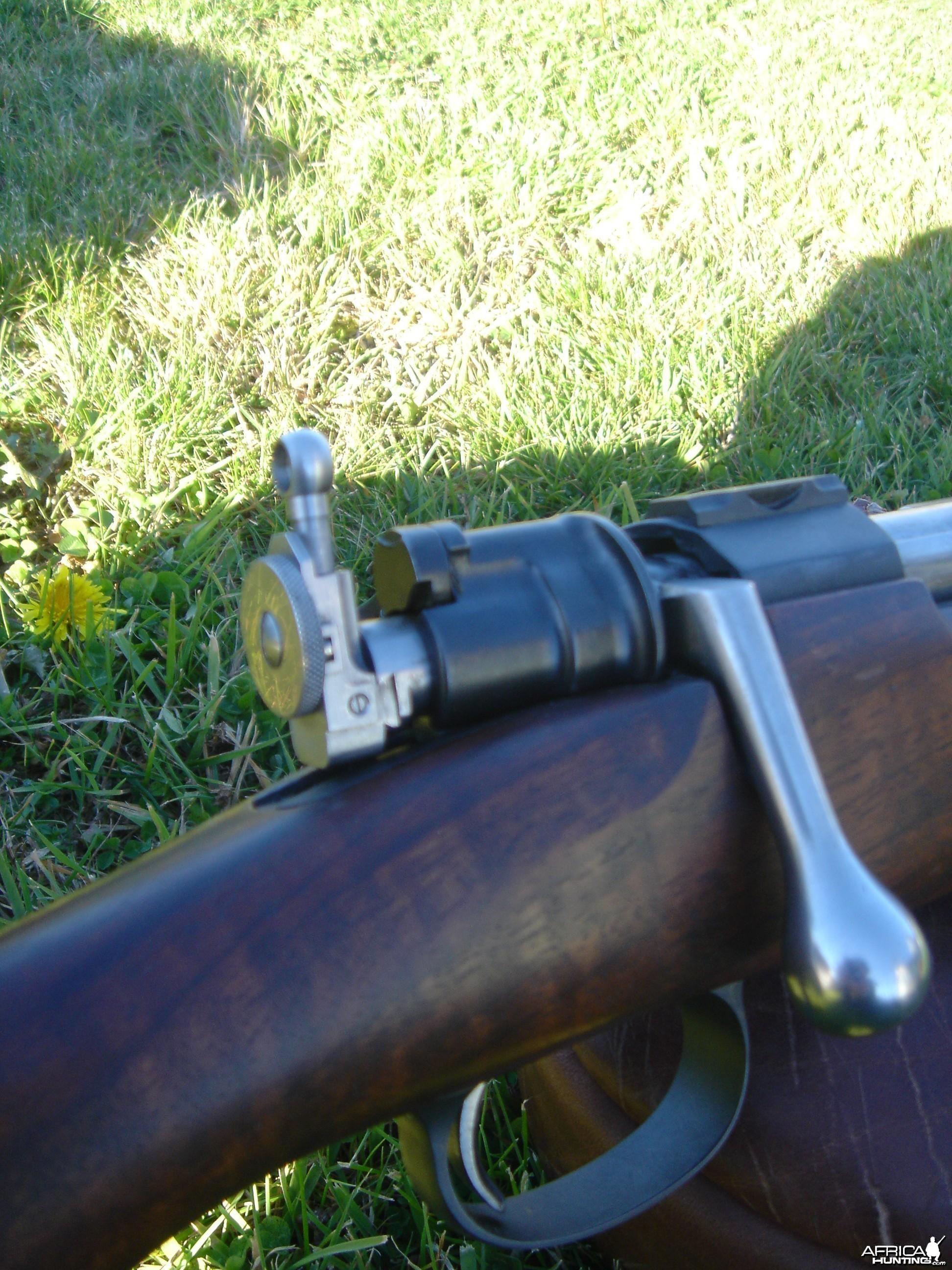 7x57 Stalking Rifle