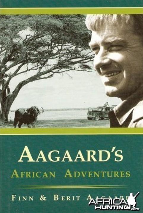 Aagaard's African Adventures by Finn & Berit Aagaard