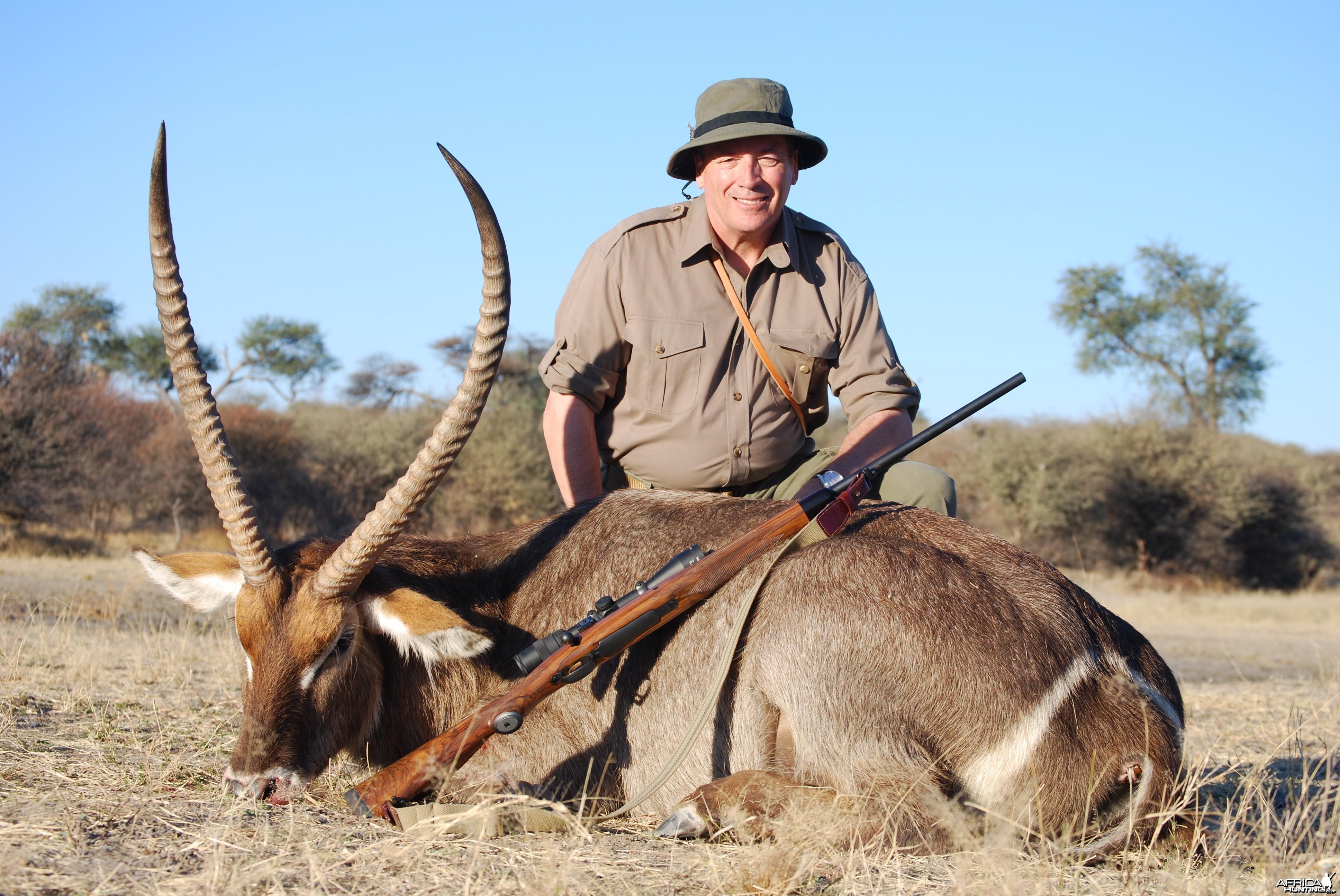 "31"" Waterbuck Eden, Namibia"