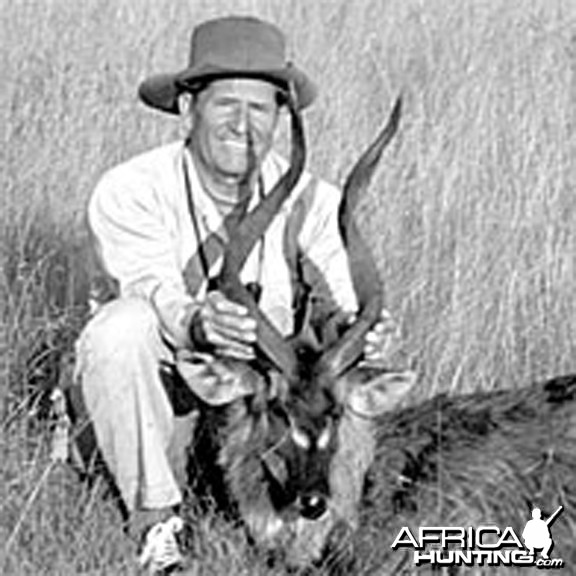 C.J. McElroy Founder of Safari Club International (SCI)