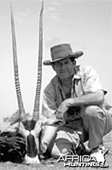 C.J. McElroy (1913-2002), Founder of Safari Club International