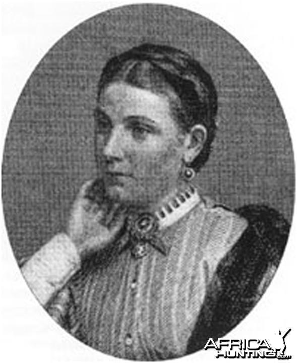 Sir Samuel White Baker's wife, Florence Baker